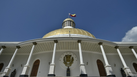 Venezuelans will elect 277 lawmakers to the National Assembly this December. (Asamblea Nacional)